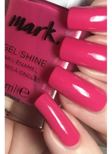 Avon Mark Gel Shine Oje Parfait Pink Pembe
